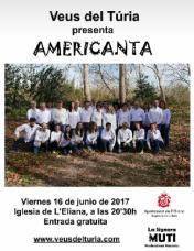 Cartel Americanta