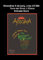 Cartel Africanta